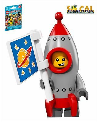 *IN HAND* Lego Series 17 Minifigures 71018 YOU CHOOSE Rocket Boy Butterfly Girl