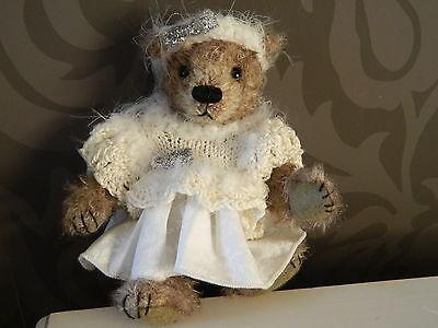 Ben Informato Winter Bear Da Sposati Van Vlief-orso Mohair Edizione Limitata 2/5-mostra Il Titolo Originale Materiali Di Alta Qualità Al 100%