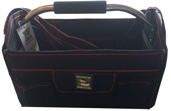 """13"""" Idraulici Costruttori Tool Box Tote Bag Case Elettricista Carpentiere Tecnico"""