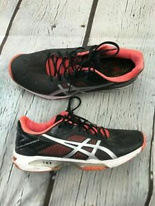 ASICS GEL Solution Speed 3 T650N RUNNING TRAINING ATHLETIC SHOES WOMENS SIZE 10
