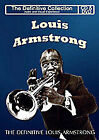 Louis Armstrong - The Definitive Louis Armstrong (DVD, 2006, 2-Disc Set)