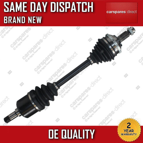 CV-JOINT NEAR SIDE 1994/>2006 *BRAND NEW* FIAT SCUDO ULYSSE 1.9,2.0 DRIVESHAFT