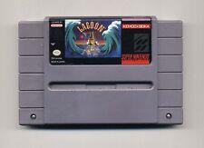 Super Nintendo SNES - LAGOON - USA NTSC Super Nes