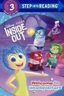 Welcome to Headquarters (Disney/Pixar Inside Out) by Disney/Pixar (Hardback, 2015)