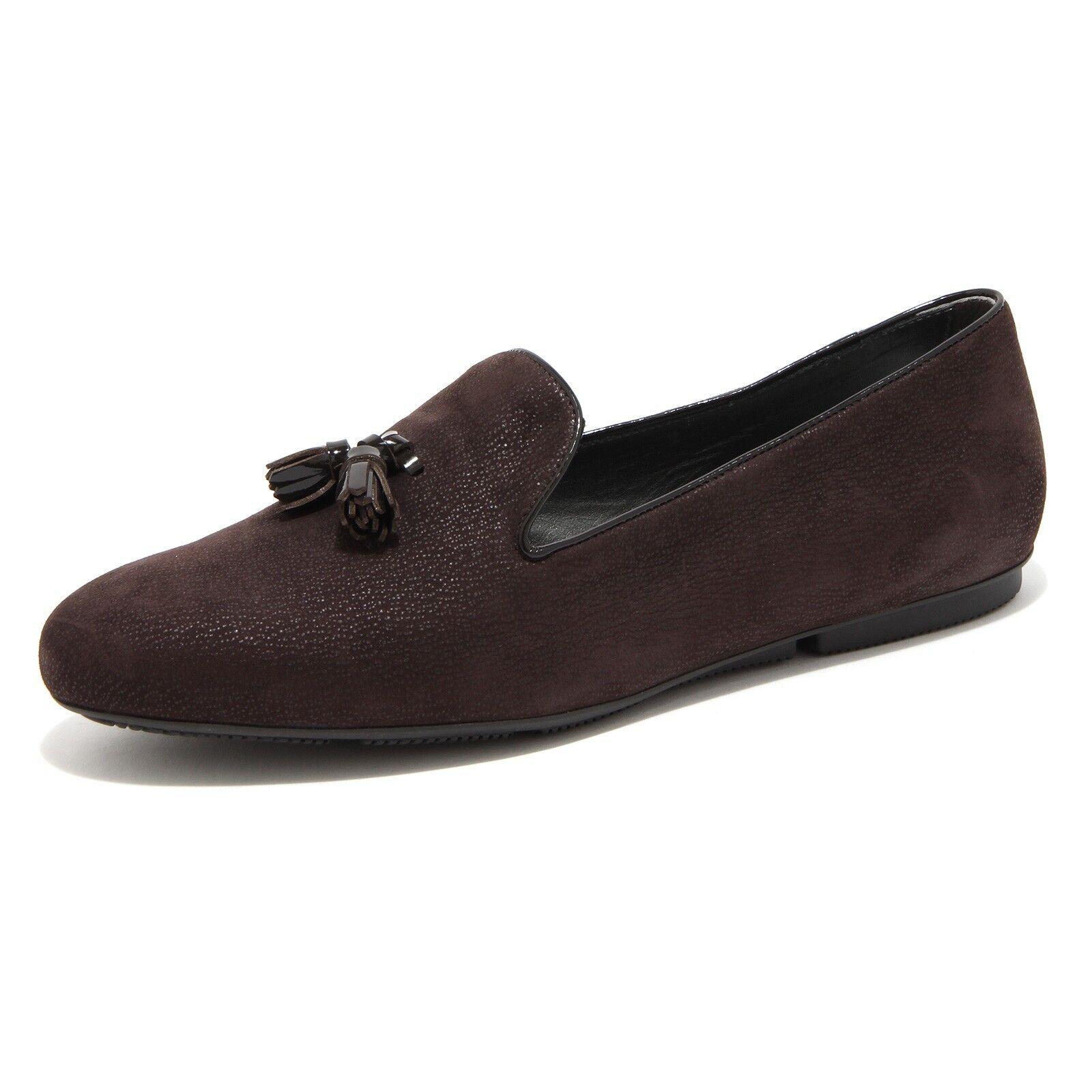 82526 mocassino HOGAN  PANTOFOLA NAPPINE scarpa donna loafer shoes