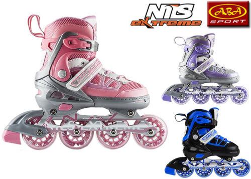 Nils Inlineskates Inliner Kinderinliner Skates Rollschuhe Kinder Skate NA0328A