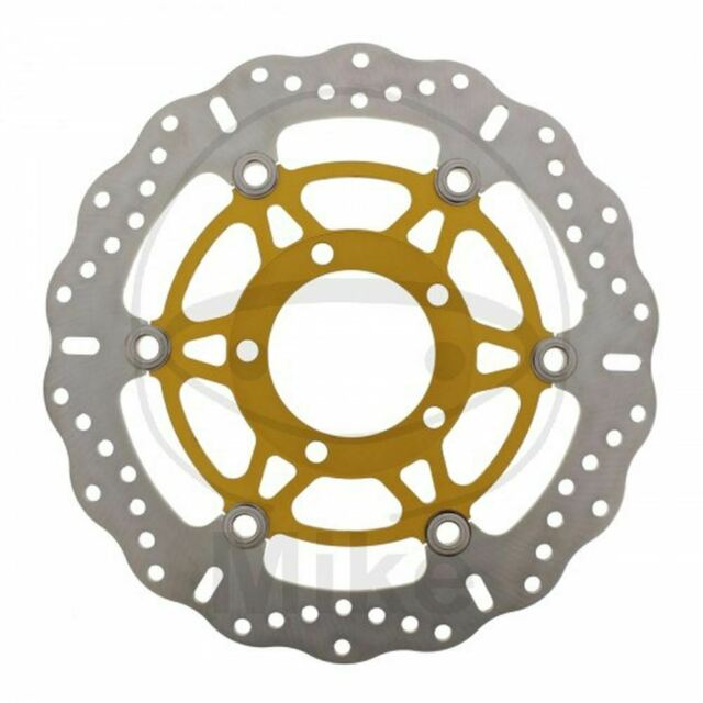 Brake Disc Contour X EBC Inox 760.06.44 Kawasaki 650 Kle Versys 2007-2016