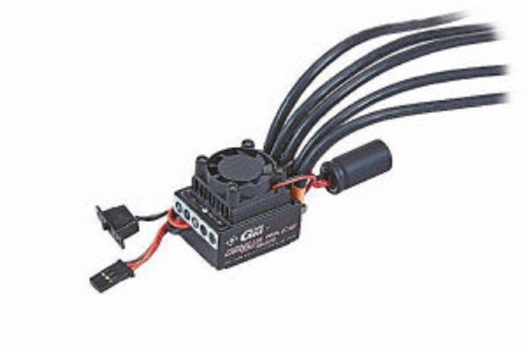 Regolatore ESC GM-GENIUS 120R 120R 120R BRUSHLESS da 120A per 1/10 Elettrico  c. 7158 b6fad6
