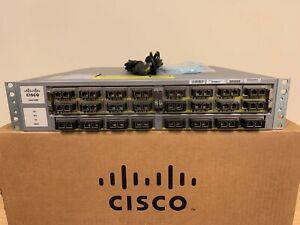Cisco-WS-C4900M-8-Port-10-GbE-Ethernet-Switch-w-WS-X4908-10GE-15-2-OS-Single-AC