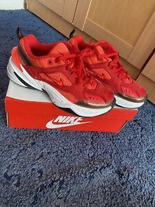 Nike Tekno Red Size 3   eBay