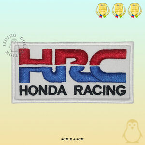 HRC-Honda-Racing-Embroidered-Iron-On-Sew-On-Patch-Badge-For-Clothes-Bags-etc