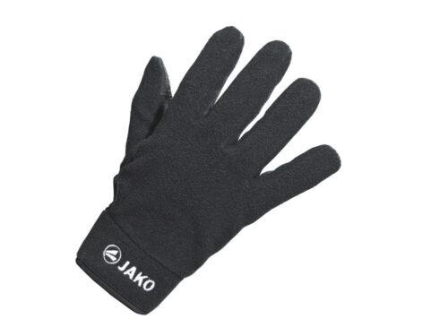 JAKO Feldspielerhandschuh Gr 8 9 10 11 Fleece Handschuh Multisport Winter Sport