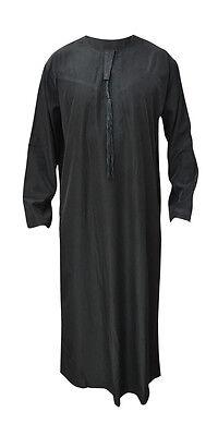 Desert Dress Thobe Robe Fancy Dress Arab Mens DishDash Jubba