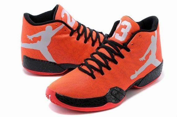 Nike AIR Jordan XXIX XX9 29 red INFRARED 23 White-Black Jumpman EU 47,5 US 13
