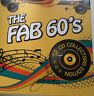 THE FAB 60'S VARIOUS ARTISTS. 12 CD 184 HITS COLLECTORS BOX SET NEW & SEALED