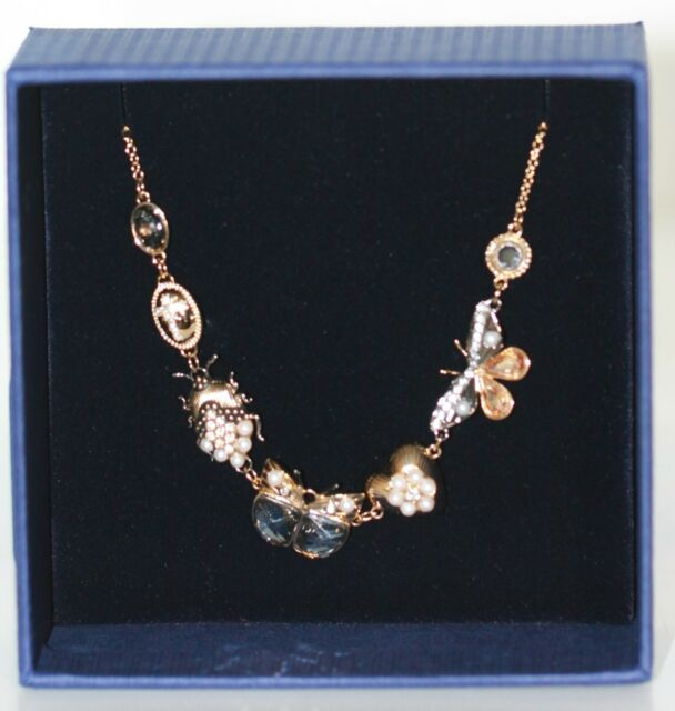 Swarovski Magnetic Necklace Multi New with Packaging Np