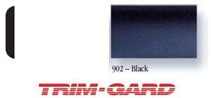 """5//8/"""" X 20 ft BLACK TRIM Exterior Body Side Door Rocker Mirror Wheel Well Molding"""