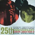Harmony Sweepstakes: National A Cappella Festival 25th Anniversay by Various Artists (CD, Apr-2010, 2 Discs, Primarily A Cappella)