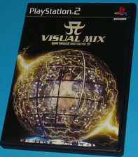 Ayumi Hamasaki - A Visual Mix - Sony Playstation 2 PS2 Japan - JAP