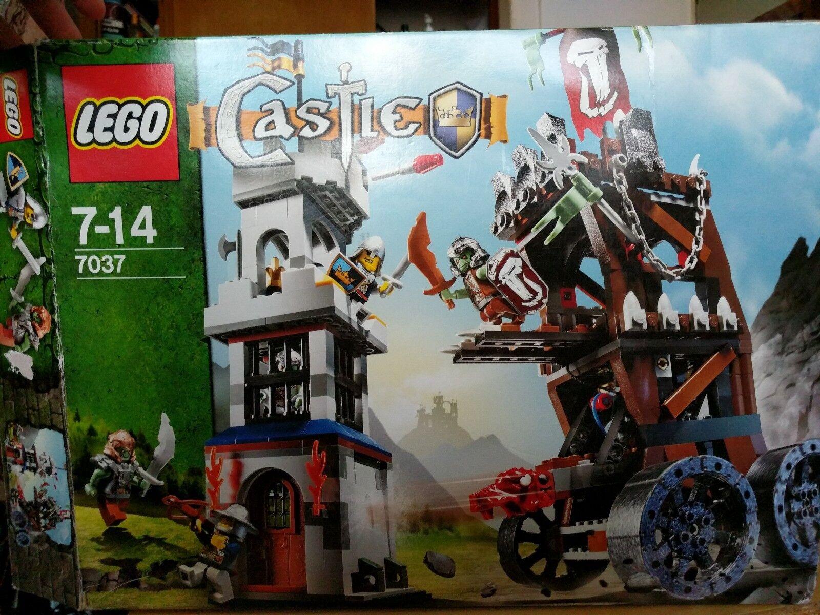 LEGO Set, Castle 7037: Tower Raid (RARE), Gift, FREE Aus POSTAGE