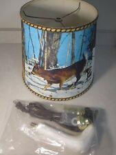 Deer Foot Leg Lamp Shade Project DIY Kit
