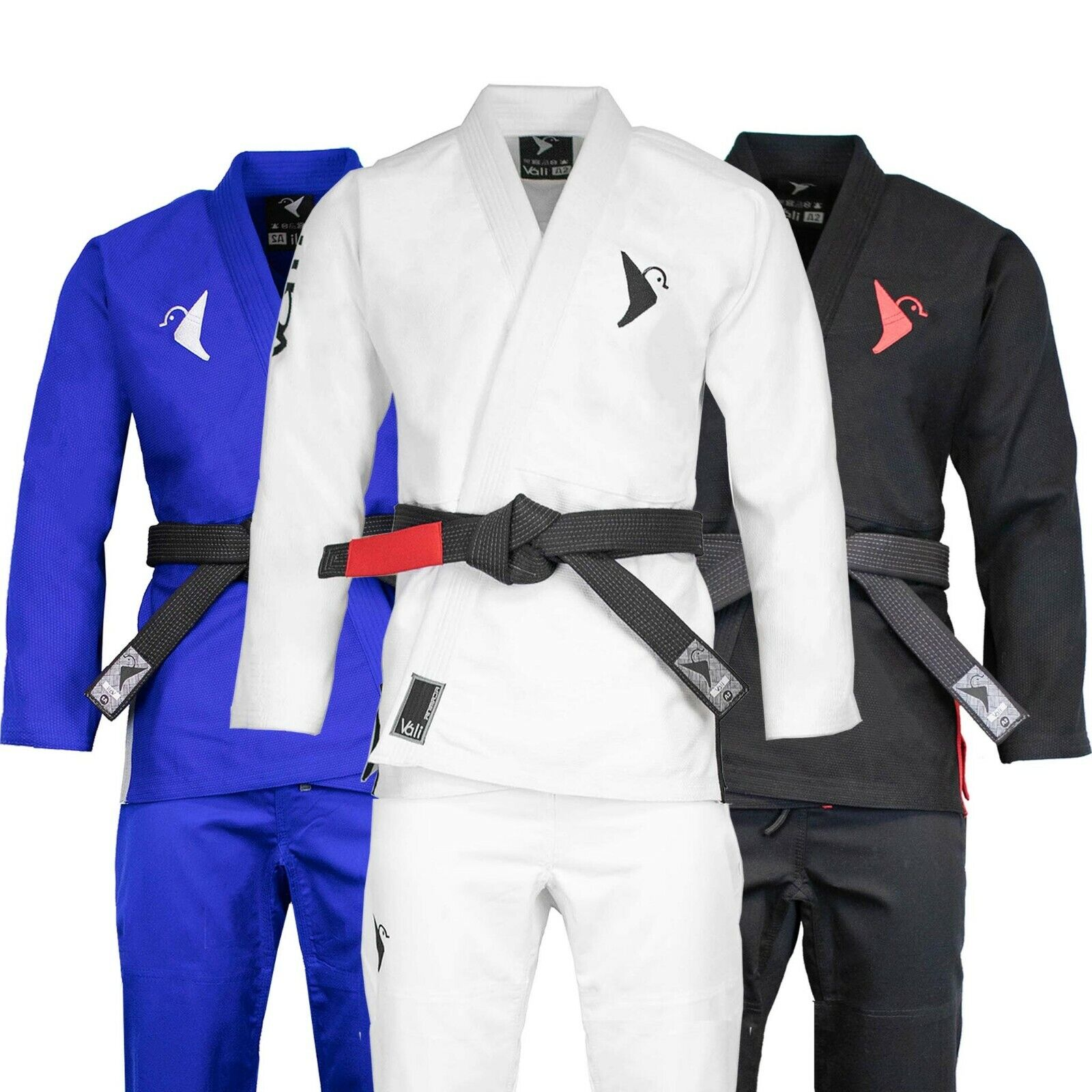 Vali BJJ Gi Brazilian Jiu  Jitsu Kimono Grappling MMA Uniform Pearl Weave  high quaity