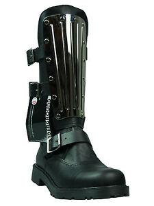Underground-Shoes-England-Rangers-Springerstiefel-Boot-Gladiator-Metall-5110