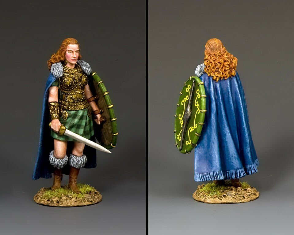 KING & COUNTRY ROMAN EMPIRE RNB028 BOADICEA QUEEN OF THE ICENI MIB