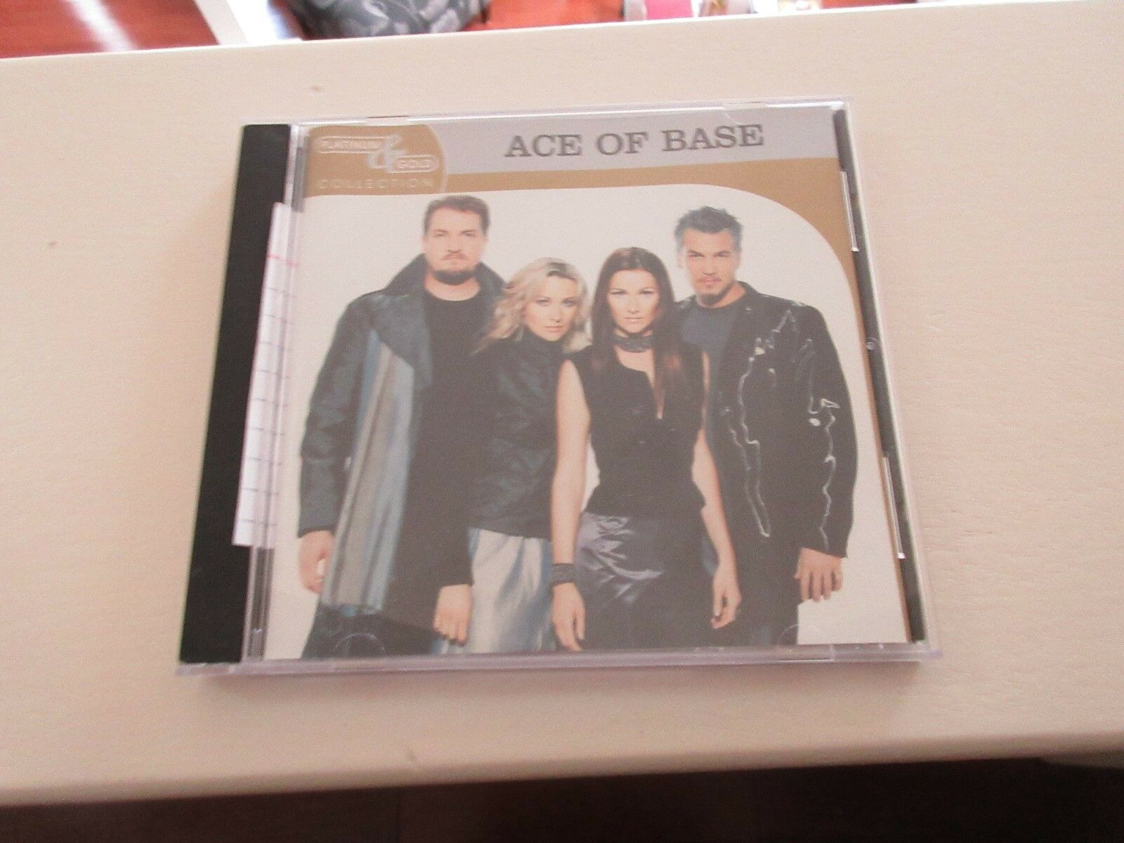 Ace of Base , Platinum & Gold Collection , CD 828765287