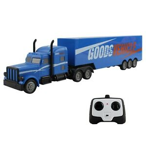 RC-Toy-Semi-Truck-Trailer-18-034-Remote-Control-Rechargeable-Battery-Included-TM-54