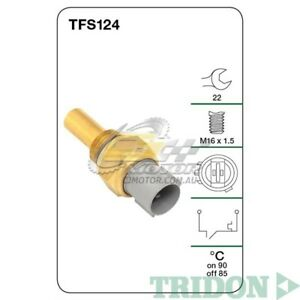 TRIDON-FAN-SWITCH-FOR-Honda-Prelude-01-86-09-87-2-0L-A20A4-SOHC-12V-Petrol