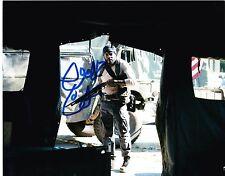 CHAD COLEMAN SIGNED 8X10 PHOTO AUTOGRAPH THE WALKING DEAD SEASON 4 PROMO COA C