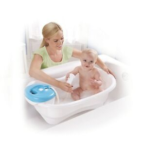 summer infant 174 newborn to toddler bath center shower
