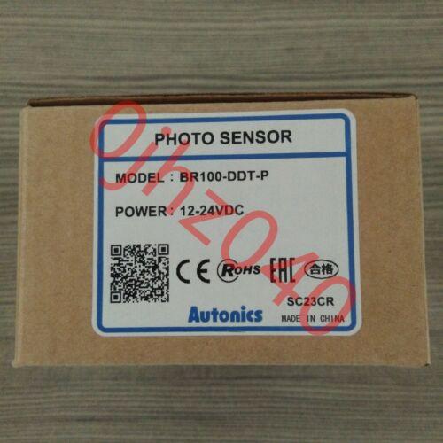 1PC New AUTONICS BR100-DDT-P Photoelectric switch sensor