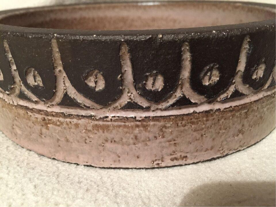 Keramik, Skål, Løvemose