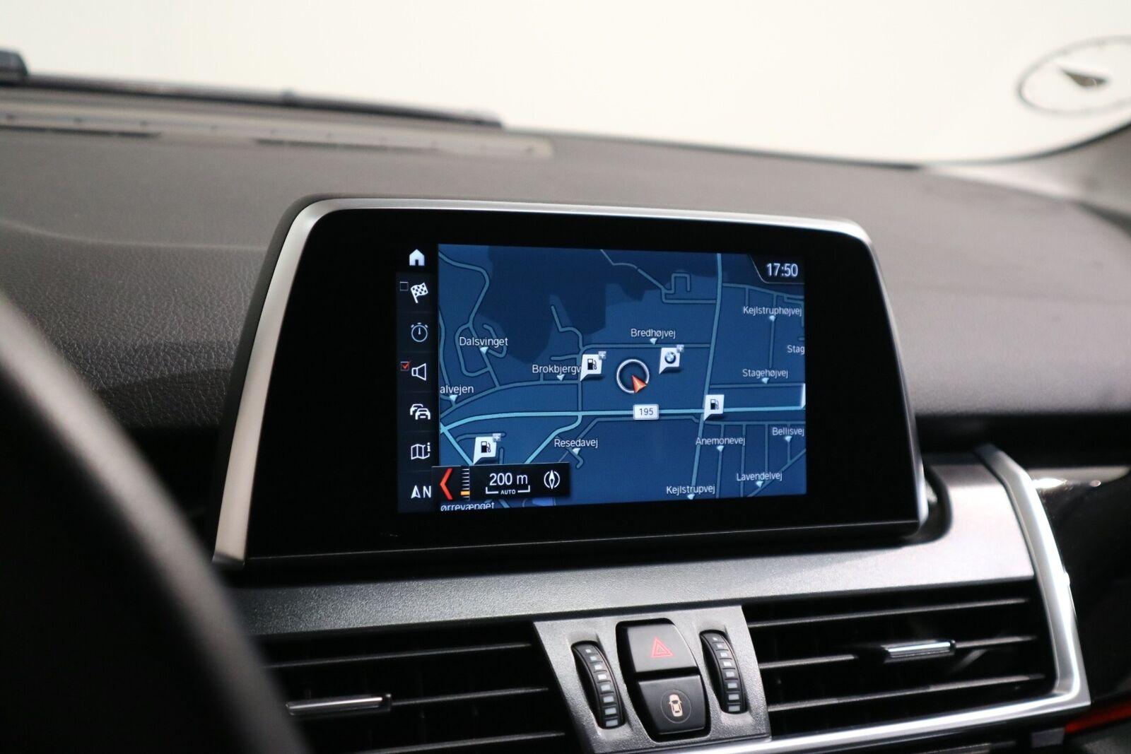 BMW 216i 1,5 Gran Tourer Sport Line 7prs - billede 6