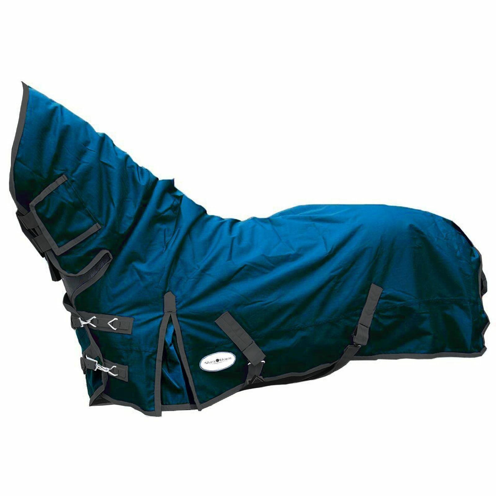 Medio peso Cavtuttio Pony 200g 1680D FULL FISSA Combo Collo Impermeabile Tappeto Affluenza tuttie Urne