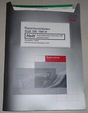 Werkstatthandbuch Audi A6 C4 Automatik Getriebe 018 Quattro ( CST ) ab 1991