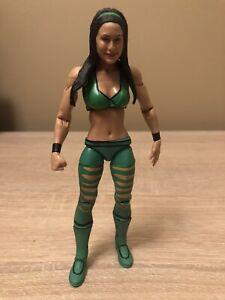 2011 Brie Bella Total Twin Diva Basic Series Action Figure WWE WWF Mattel