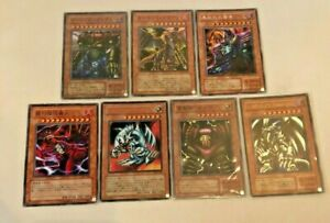Yugioh TCG Old School card lot Japanese