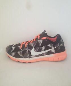 Details zu Nike Free 5.0 Tr Fit Damen Sneaker Schuhe UK4 Gr.37,5 Sehr guter Zustand