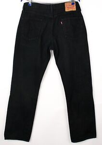 Levi's Strauss & Co Hommes 514 Slim Jeans Jambe Droite Taille W34 L32 BBZ321