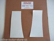 VW TRANSPORTER T5 REAR ARCH FOIL PROTECTOR - DECAL VINYL STICKER - LEFT & RIGHT