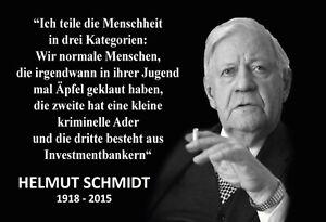 Helmut-Schmidt-Spruch-6-Blechschild-Schild-gewoelbt-Tin-Sign-20-x-30-cm-FA1188