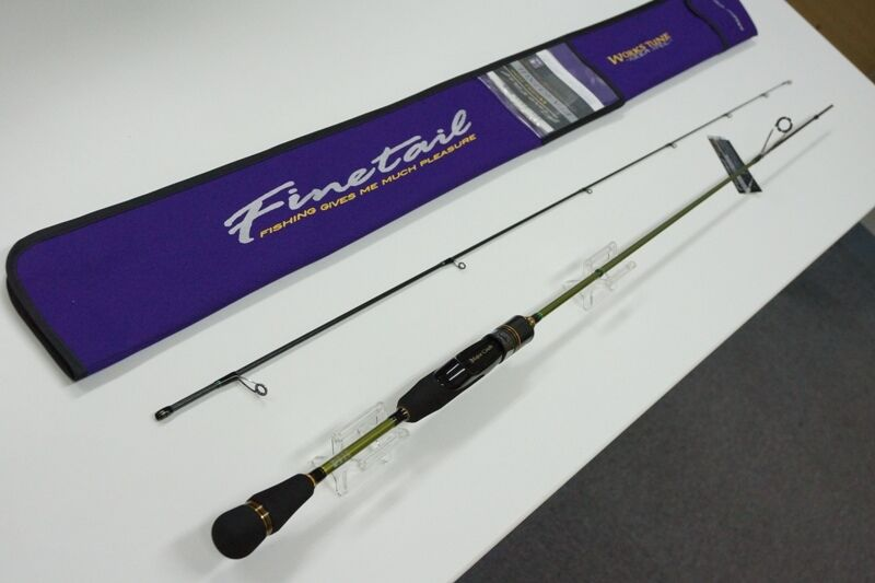 Major Craft  FINE TAIL 2 piece rod  FTA-632XUL