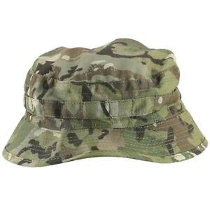 ef6f5358440 Special Forces Short Brim Boonie Bush Jungle Hat BTP MTP Multicam ...