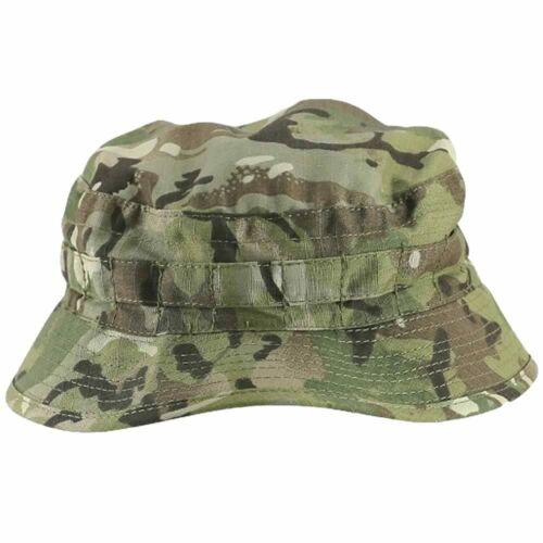 Special Forces Short Brim Boonie Bush Jungle Hat BTP/MTP Multicam Army Military