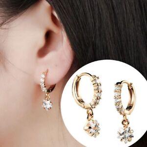 Gift-Elegant-Women-Cubic-Inlaid-Drop-Earrings-Jewelry-Accessories-Earring