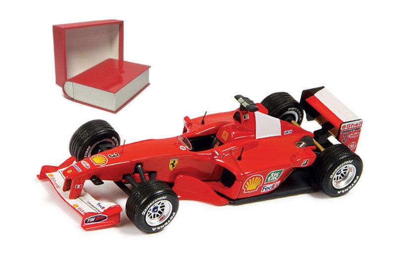 IXO SF02 00 Ferrari F2000 EE. UU. Campeón Mundial GP 2000-M Schumacher Escala 1 43