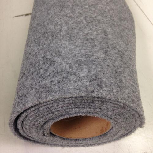 Horsebox Wall Carpet Trailer Wall Liner Fabric 20sq mtr 10m x 2m SMOKE GREY SF